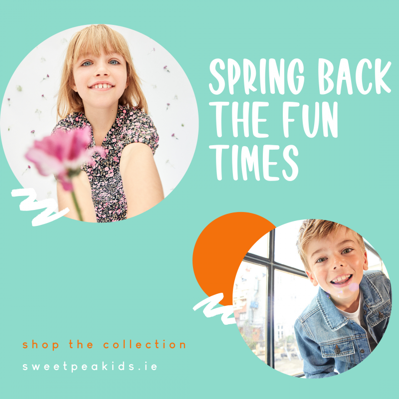 spring back the fun times